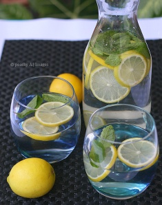 Lemon-Mint-Watera